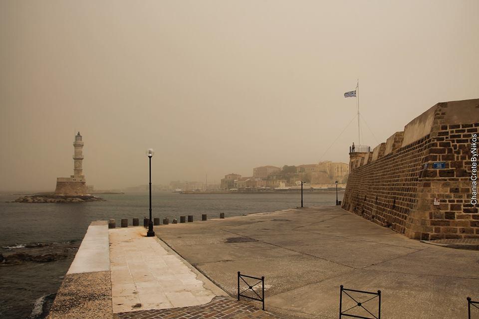Λιγότερη αφρικανική σκόνη τα επόμενα χρόνια